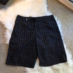 Hurley men's swim trunks size 32